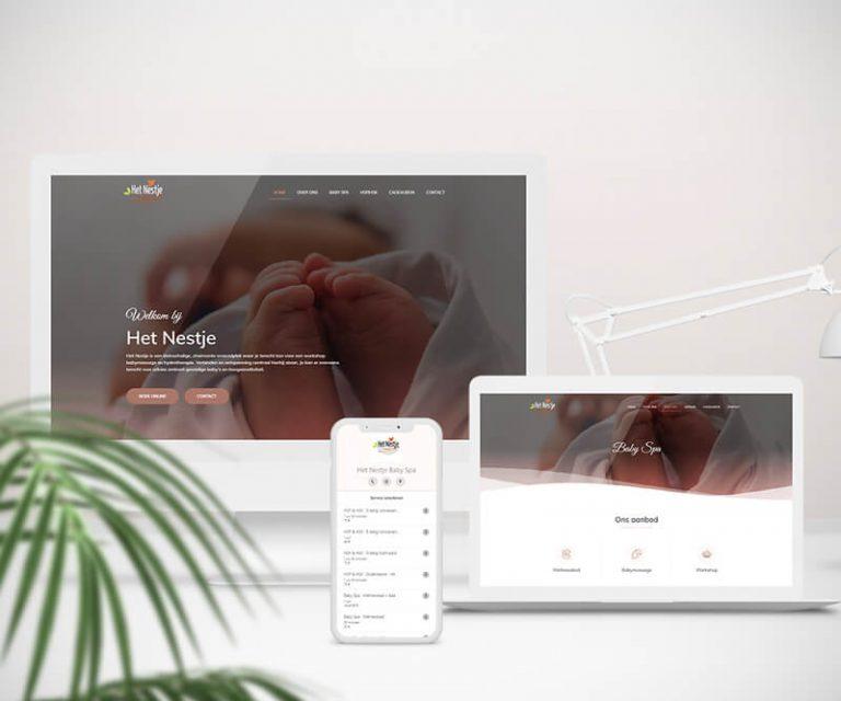 hetnestje Webdesign